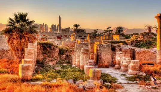 尼罗河三角洲发现了古埃及7000多年前的村庄遗迹